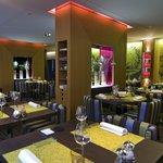 Goh restaurant intérieur
