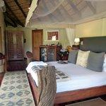 One view of Honeymoon Suite