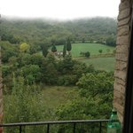 Umbrian Hills outside our room
