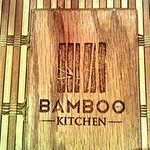 Bamboo Menu Cover