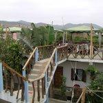 Vista desde terrazas