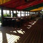 Restaurant Area Porch