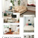 Carol's Garden Suite (three-room)