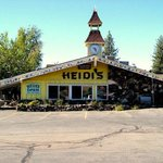 Heidi's Pancake House.