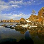 Granite Dells Copyright 2013 Matt White Photography