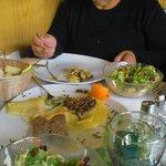 il piatto del boscaiolo