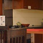 Sector cocina / Kitchen