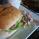 Shack sandwich