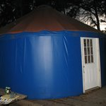 Yurt 6 sleeps 8