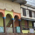Outside view of Jai Shive Restaurant/Sun Rise Lodge