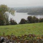 View of Lough Sheelin
