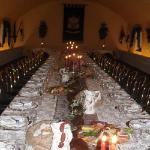La Sala della Mangiatoia