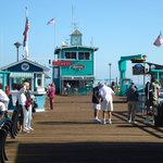 The Pier in Catalina
