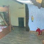 chambre côté enfants