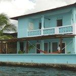 Casa del Rayo Verde