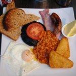 The George Breakfast