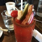 And a Caesar for Brunch!