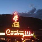 Cowboy Bar in Jackson