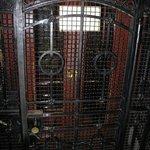 Rustic Elevator