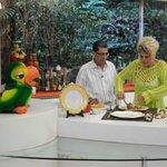 Nossa participação no programa MAIS VOCÊ da TV Globo com Ana Maria Braga.
