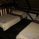 zusätzliche Betten im Familienzimmer