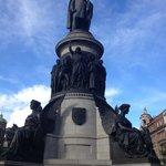 Dublin Statue O'Connell