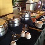 lunch buffet soups and salads