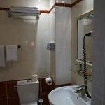 Bathroom in the 2 twin room