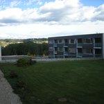 Blick vcm Balkon