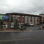 Buitenaanzicht Hotel