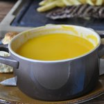 Тыквенный суп (порция на 1 персону!)