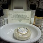 Gilchrist and Soames bath amenities