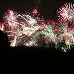 capodanno 2012   2013   fuochi d'artificio