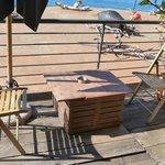 Das Balkon Mobiliar