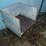 """Der """"komfortable Sessel"""" aus Schichtholz"""