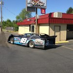Blaine's races at Cottage Grove Speedway