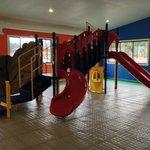 2,000 sq ft playroom