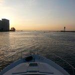 Sunrise cruise