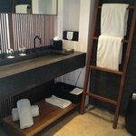 bathroom jr terrace suite