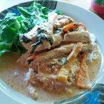 Mahi Mahi Panang Curry