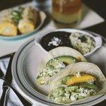 Tacos, Street Corn, Mia Diki
