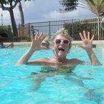 Fun times at the pool!!