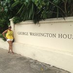 George Washington House & Me