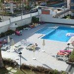 La piscine du FAYNA : Octobre 2013