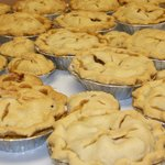 Lots of pies for Applefest