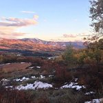 View from Drive to Strawberry Hot Springs October 8th 2013