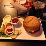 Old Timer Burger