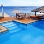 Matavai Resort Large Pool