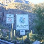 Sky Island Highway