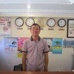 Mr Phannak, best host in Phnom Penh